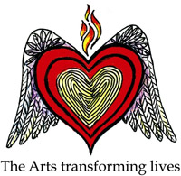 Art Angel logo