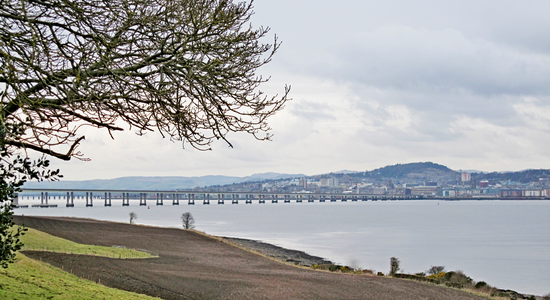 Dundee and its bridges